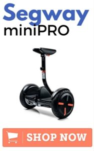 segway mini pro review